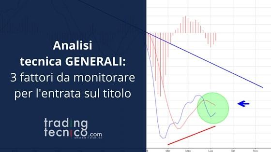 analisi tecnica Generali