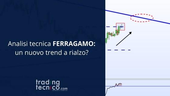 Analisi tecnica Ferragamo