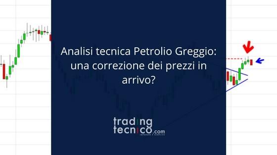 Analisi tecnica Petrolio