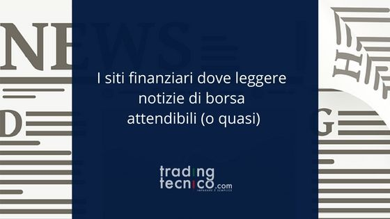 Siti finanziari