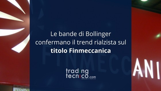 Analisi tecnica Leonardo Finmeccanica