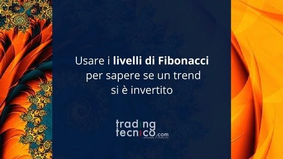 Livelli di fibonacci