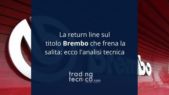 Analisi tecnica Brembo