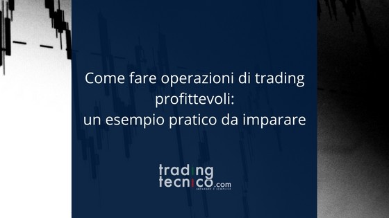 Operazioni di trading